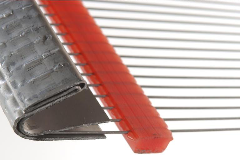 imagen Mallas DMR producto mallas metálica anticolmatante rectangular