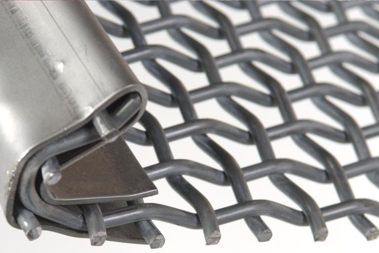 imagen Mallas DMR producto mallas metálica rectangular