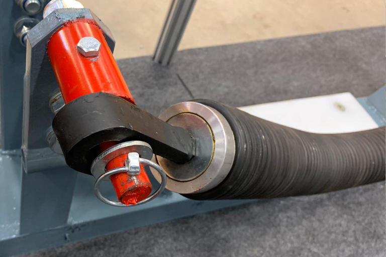 imagen Mallas DMR producto rodillos elásticos