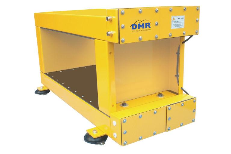 imagen mallas DMR detector de metales SIF-3